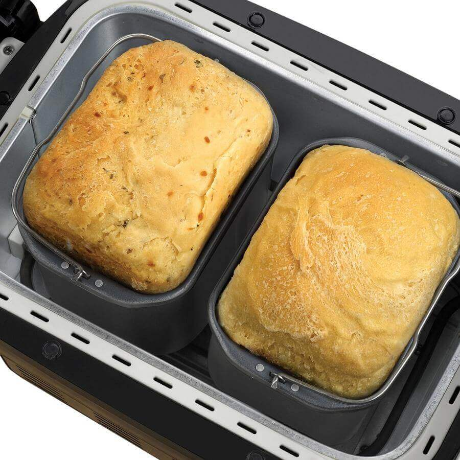 two loaf bread machine