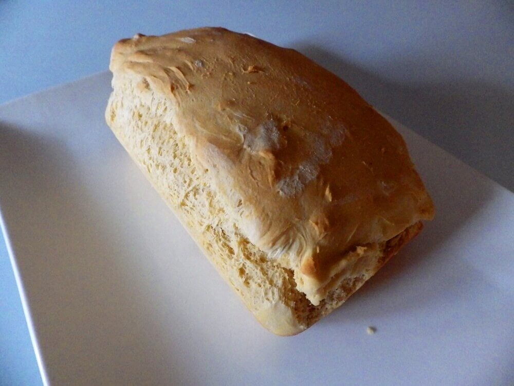 small loaf bread machine