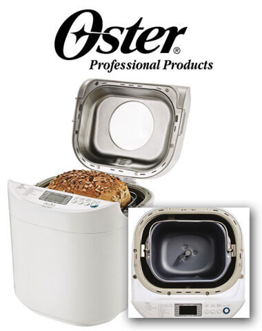 oster bread machine reviews