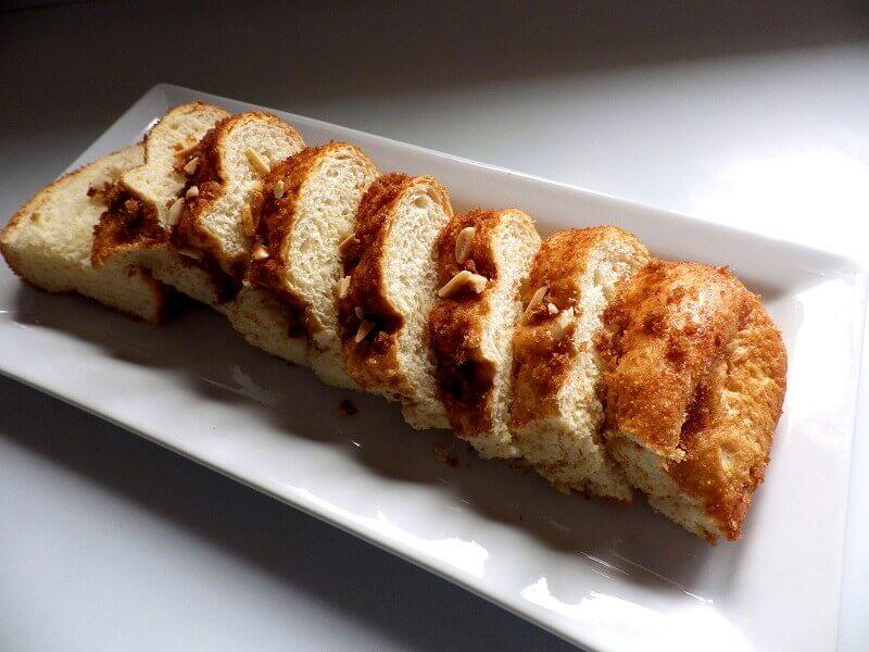 bread machine coffee cake