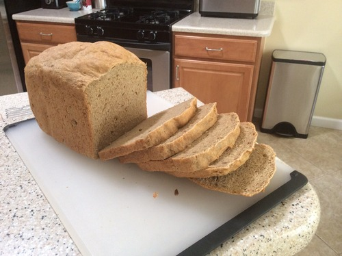 zojirushi gluten free bread machine