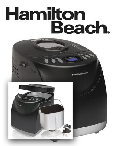 hamilton beach bread maker manual 29882