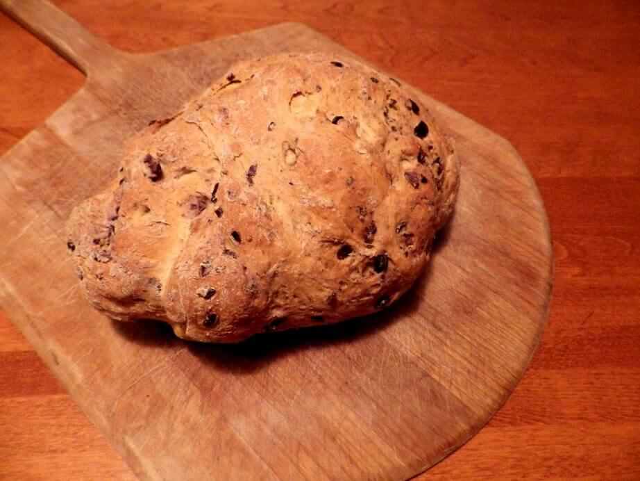 Olive Bread 2