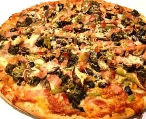 BAKED - Steve Nubie's Umami Madness Pizza(1)