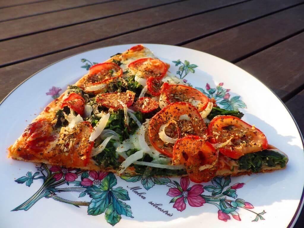 BAKED - Vegetarian pizza