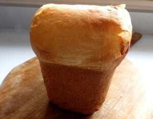 Vegan Bread 1 - Full loaf