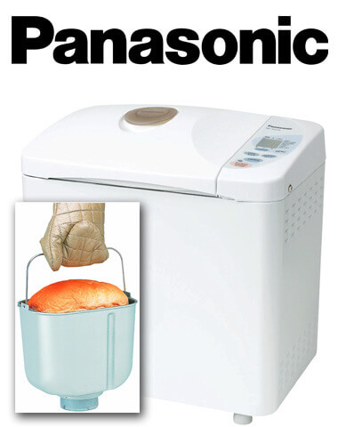 Panasonic Bread Maker Cake Recipes