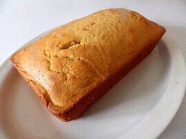 1 pund cake loaf - small