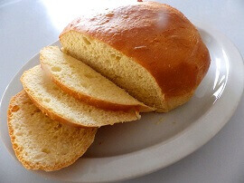 5 - cake bread sliced - small