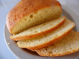 7 - cake bread sliced - small
