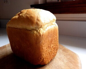 Rapid Rise Sweet Hawaiian Bread - whole loaf
