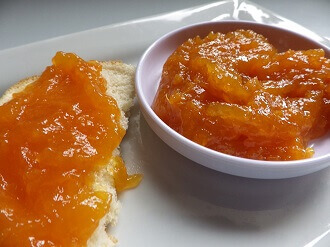 3 - apricot jelly