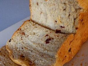 6 - trail mix bread sliced