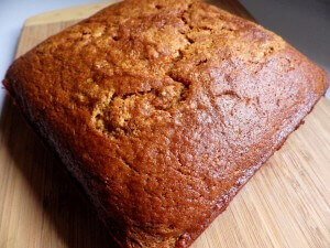3  - spiced pumpkin bread baked in dish (1)