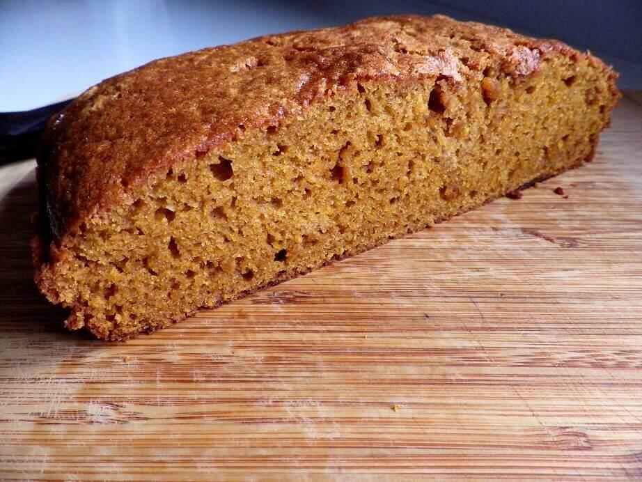 pumpkin bread recipe bread machine