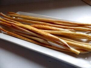 9 - thin Italian style breadsticks