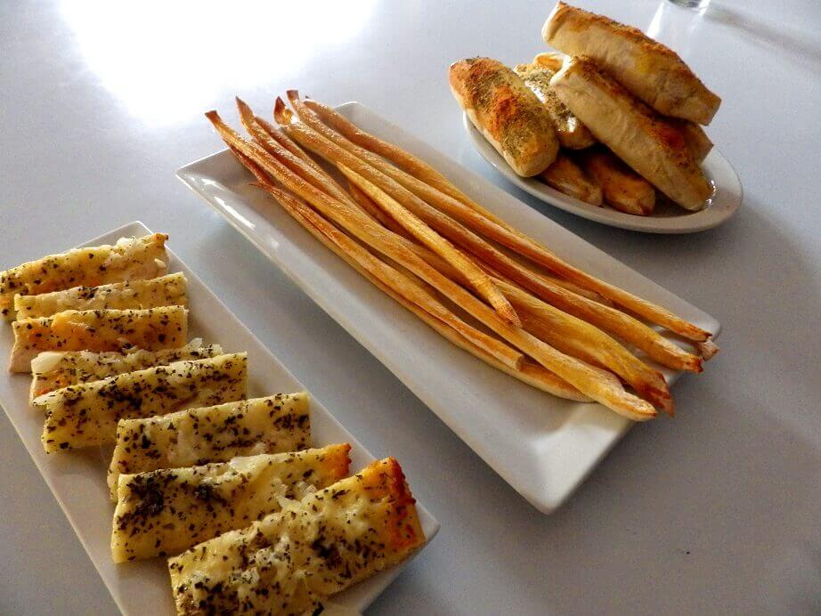 sheet - Italian stick - soft breadstick trio 3