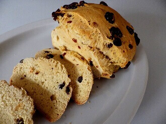 Irish Soda bread sliced - 1 - small