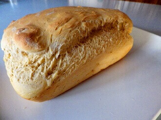 cheddar beer bread loaf - 2 - small