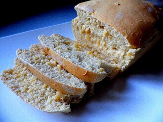 cheddar beer bread loaf - 3 - small