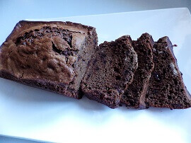 chocolate cake bread 3 - small