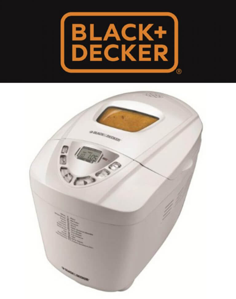 Black & Decker B6000C Bread Maker – Full Review