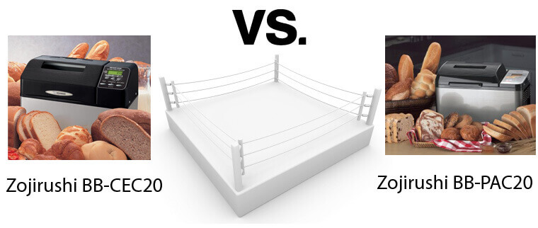 Zojirushi BB-CEC20 Vs. Zojirushi BB-PAC20