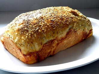Potato Rosemary loaf 1 - small