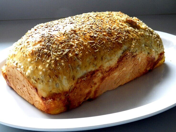 Potato Rosemary loaf 1 - large