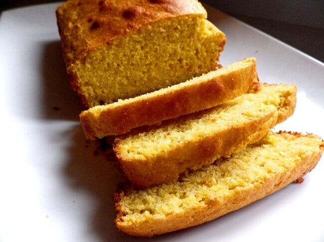 1 Cornbread - sliced