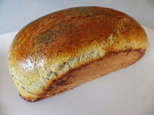 5 dill bread whole loaf