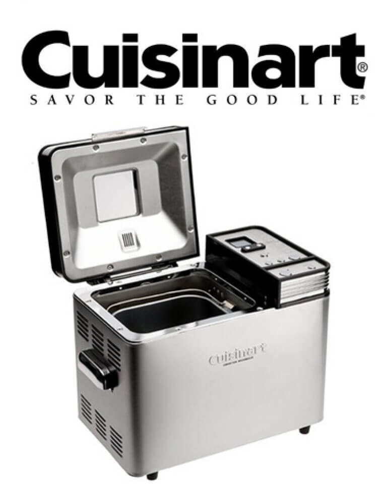 Cuisinart CBK-200 2-Lb Bread Maker – Full Review