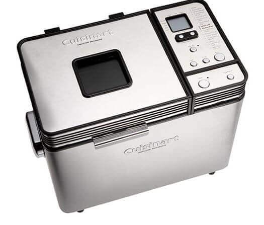 Cuisinart CBK-200 2-Lb Bread Maker-3