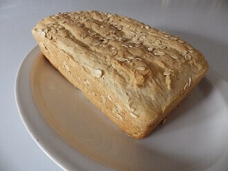 Light Oat Bread Recipe-3-small