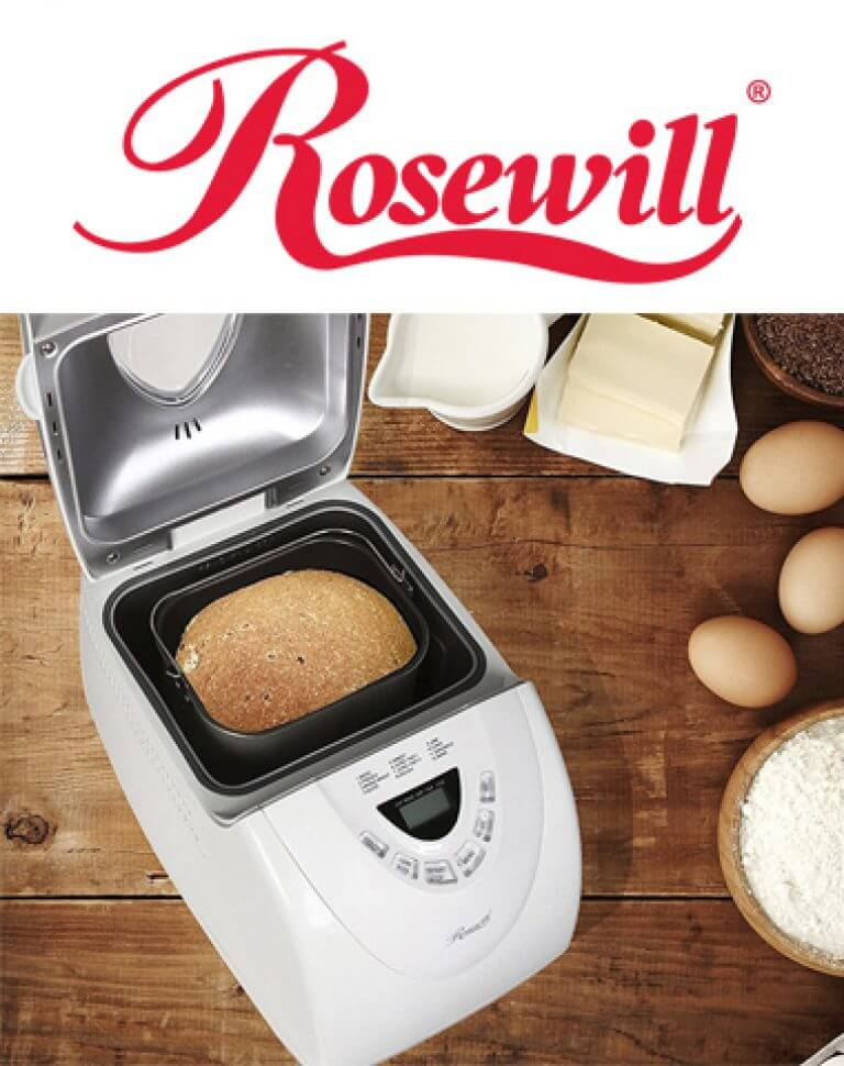 Rosewill R-BM-01 Bread Machine – Full Review