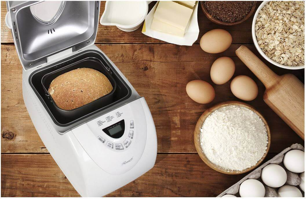 Rosewill R-BM-01 bread maker-2
