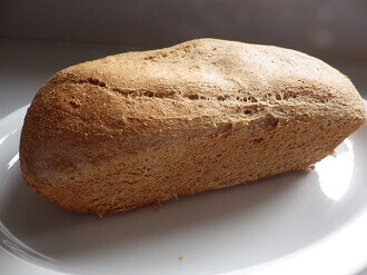Whole Wheat Honey Bread-2-small