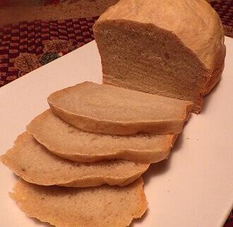 gluten free - sliced