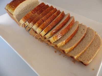 Gluten-Free White Bread Recipe | Bread Machine Recipes