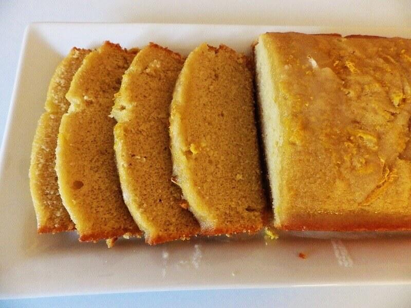 Lemon Cake Done In The Bread Maker