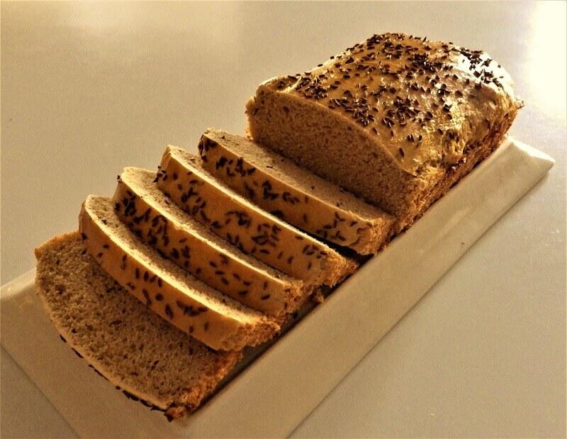 33% Rye Flour Bread   Bread Machine Recipes