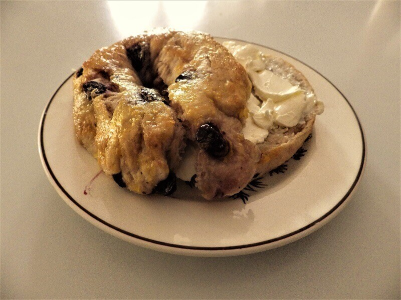 Blueberry Bagels | Bread Machine Recipes