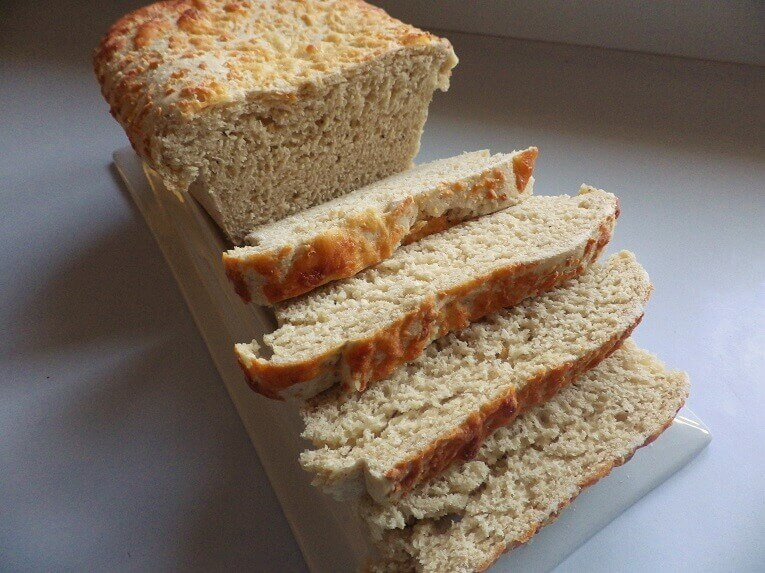 cheese bread recipe for bread machine