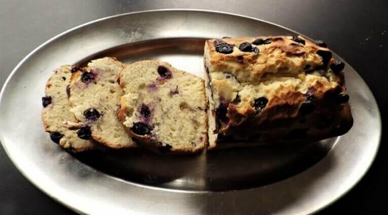 Bread Cake Recipe In Kadai: Blueberry Cake Bread Recipe