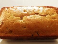 Cinnamon Applesauce Bread Recipe
