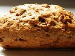 Walnut Beer Bread Recipe