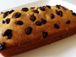 Cinnamon – Currant Raisins Bread Recipe