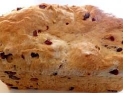Cranberry Walnut Bread Recipe