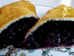 Blueberry Pocket Pies Recipe