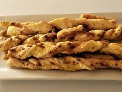 Cinnamon-Sugar Breadsticks Recipe